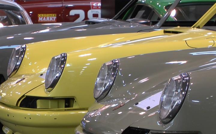 Porsche 911 Urelfer auf der Techno Classica 2013 - Besser als neu? Oder besser Original?