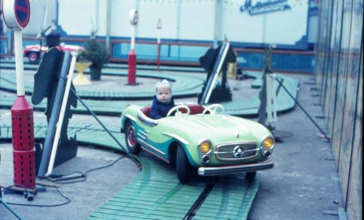 """""""Papa, haben die keine anständigen Autos hier?"""", soll ich schon damals gefragt haben!"""