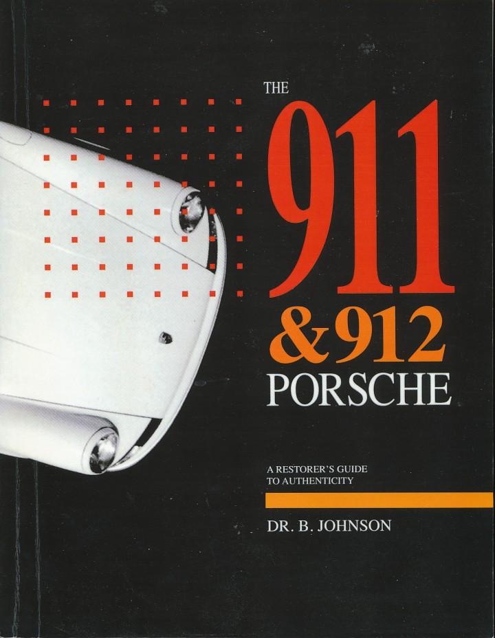 """Das häßliche Entlein unter den Unentbehrlichen: Der """"Dr. B. Johnson"""" ist die Bibel für alle Porsche Originalitätsfanatiker"""