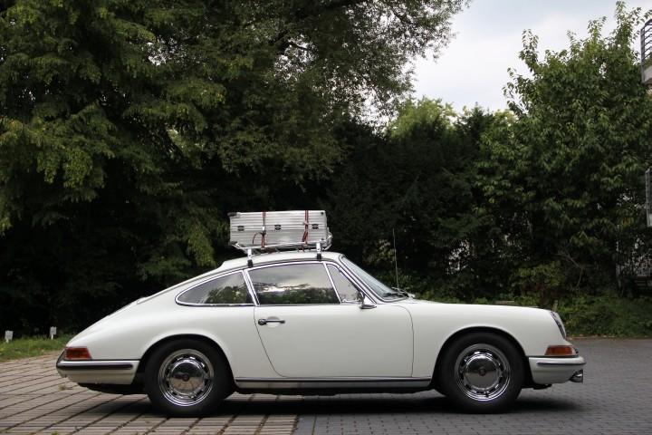 Img 9661 Porsche 911 1965 Mit Lietz Gepaecktraeger Und