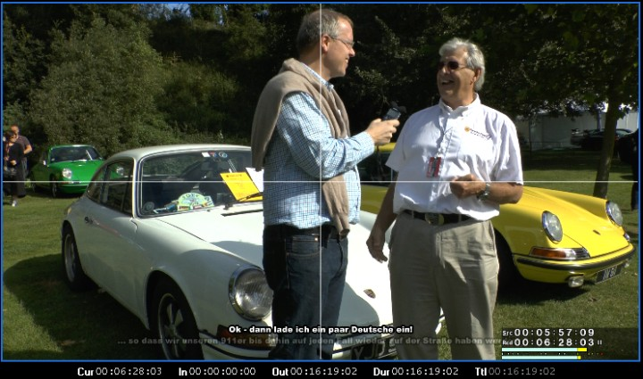 Classics At The Castle Porsche Die Interviews