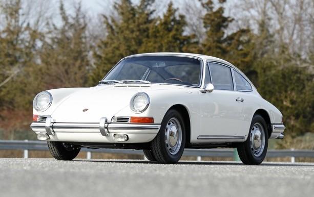 181.000 Euro. Porsche 911 von 1965.