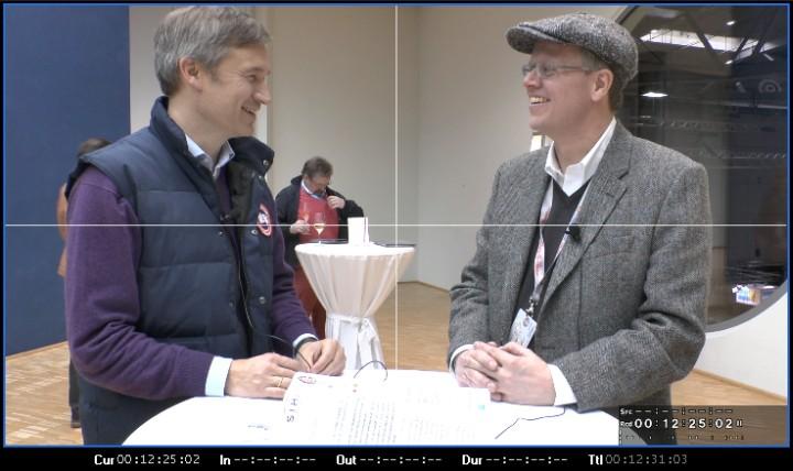 Techno Classica 2014 Hansbahnhof Interview Mit Dr Ulf Poschardt 911