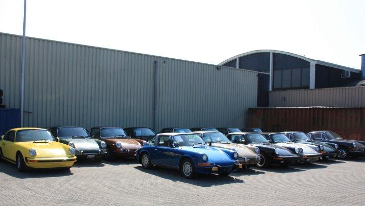 Porsche 911 aus den USA: Amerikanische Porsche Oldtimer sind in den vergangenen Jahren zu tausenden zurück nach Deutschland gekommen.