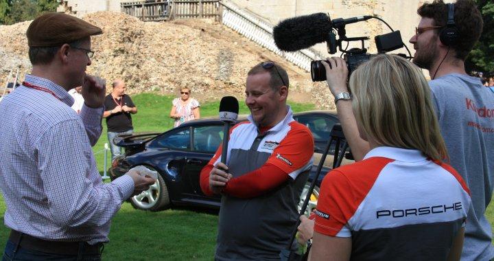IMG 4728 Hansbahnhof Interview With Porsche Uk Jim