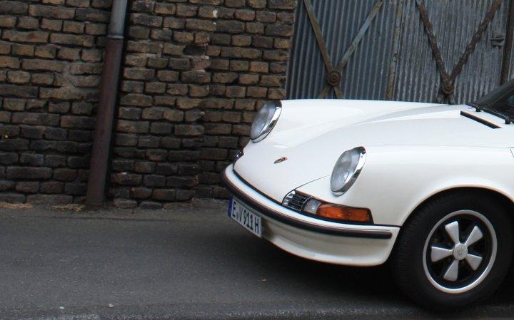 Meine neue Porsche-Werkstatt!! Oder besser nicht?