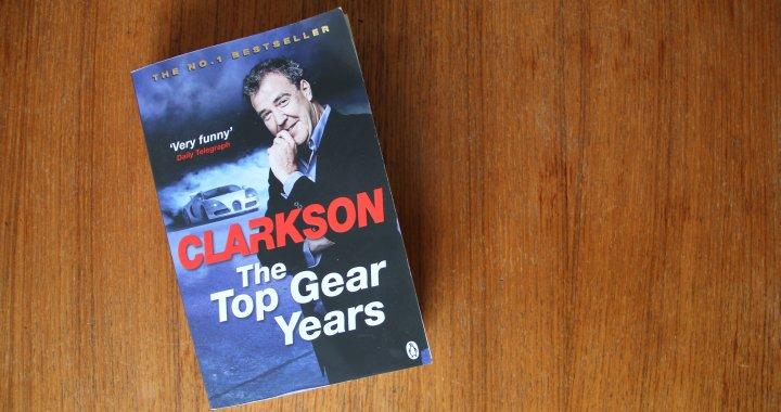 IMG 2961 Jeremy Clarkson The Top Gear Years Buchkritik