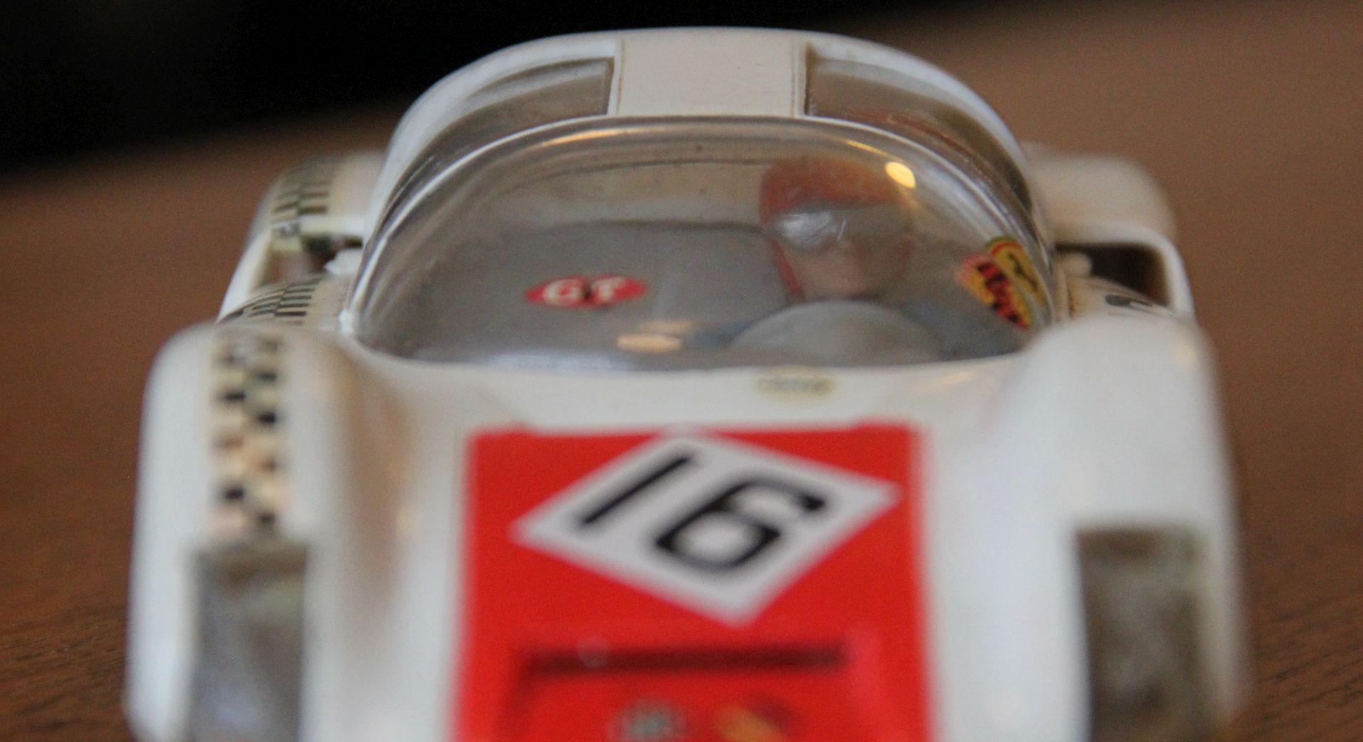 Porsche Carrera 6. Mein erster Porsche auf der Carrerabahn (Carrera 124)
