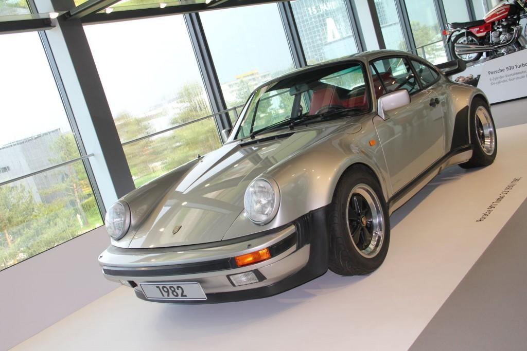 Noch mehr Porsche im Zeithaus: Turbo von 1982