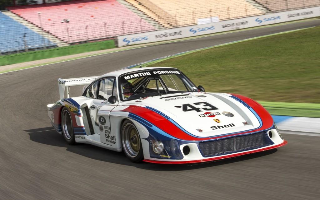 """Porsche 935 """"Moby Dick"""" - 835 PS gewann 1979 die 24 Stunden von Le Mans"""