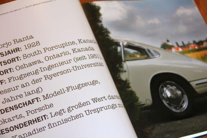 911 Love. Alles drin. Vom 1964er Porsche 901 bis zu aktuellen Modellen.