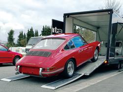 Porsche 901 #300138 Baujahr 1964. Leider gibt es noch keine großen Fotos.