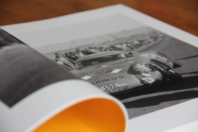 Der Carrera RS hat seinen Namen von einem Autorennen. Der Carrera Panamericana.