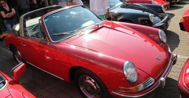 Porsche 911 Softtop Targa