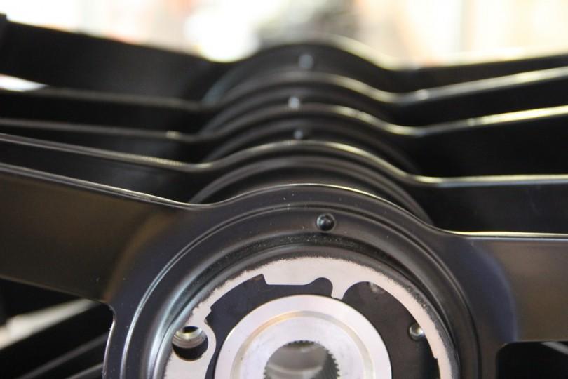 Porsche Lenkräder bei Mittelmotor.
