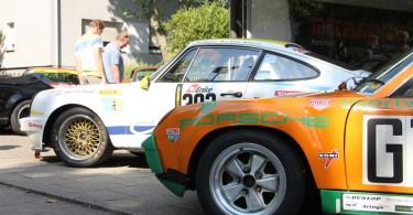 911 und 914 im Renntrimm