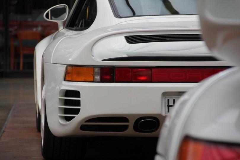 Es gibt schönere. Aber kaum teurere. Porsche 959.