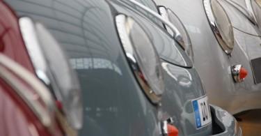 Der Blick der Unschuld der frühen Jahre. Porsche 356.