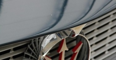 Und noch mehr Maserati.