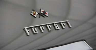 Es gibt Sachen, die ich mir nie leisten werde. Vielleicht im nächsten Leben. Ferrari.