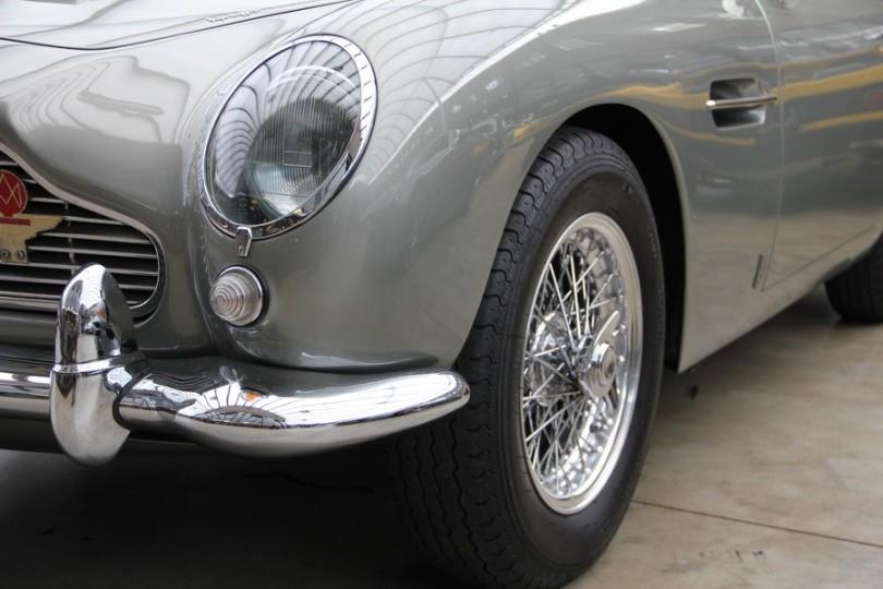 Was für ein Design. Aston Martin.
