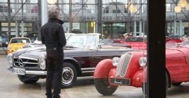 Kriege ich mit dem einen Startplatz bei der nächsten Mille Miglia?