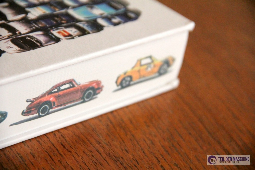 Optisch chön gemacht. Das Kinderzimmerhelden-Porschebuch